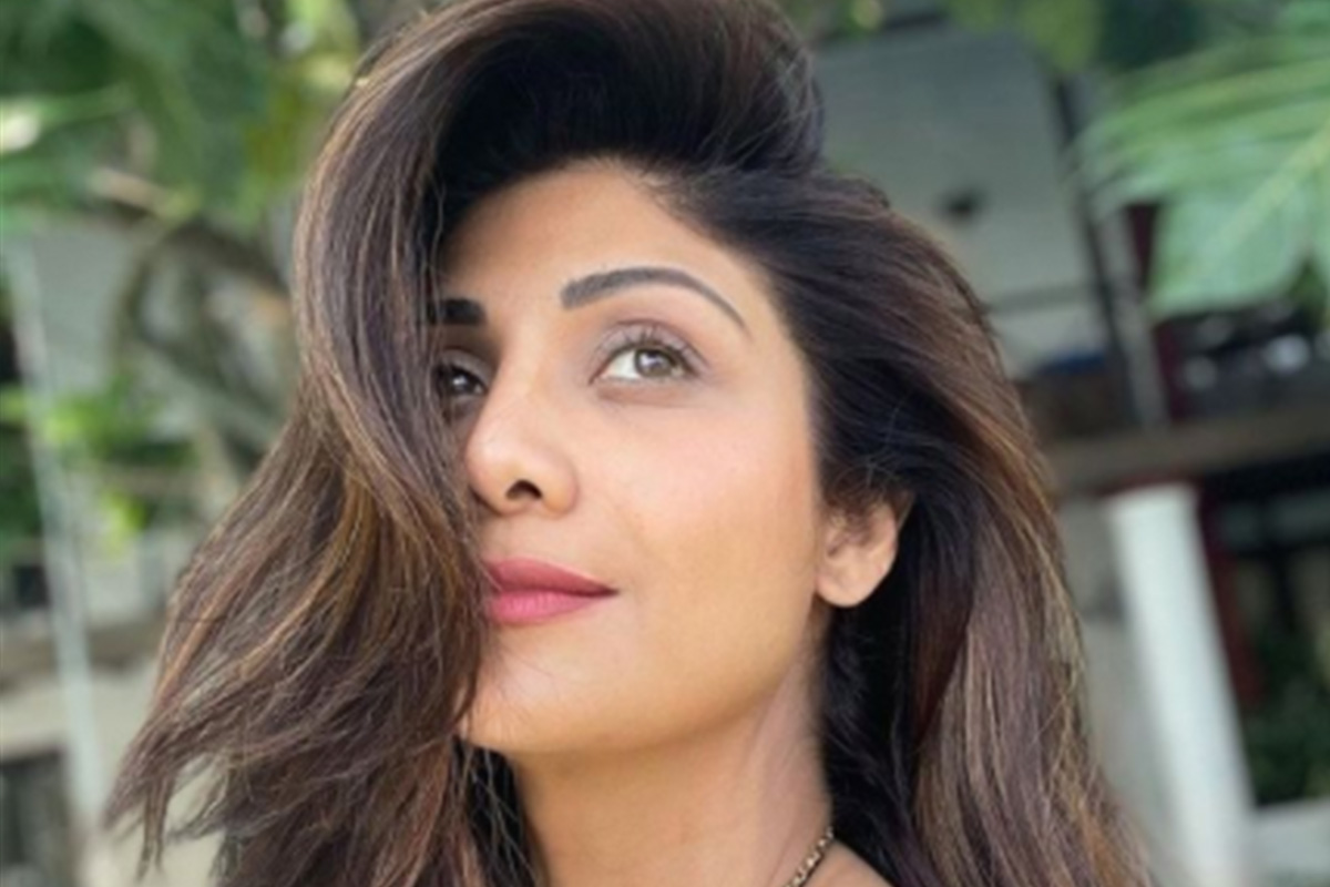 Shilpa Shetty talks about the importance of self-care