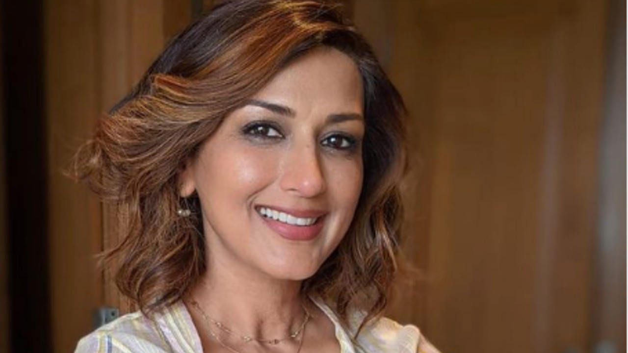 Sonali Bendre shares an inspiring photo collage