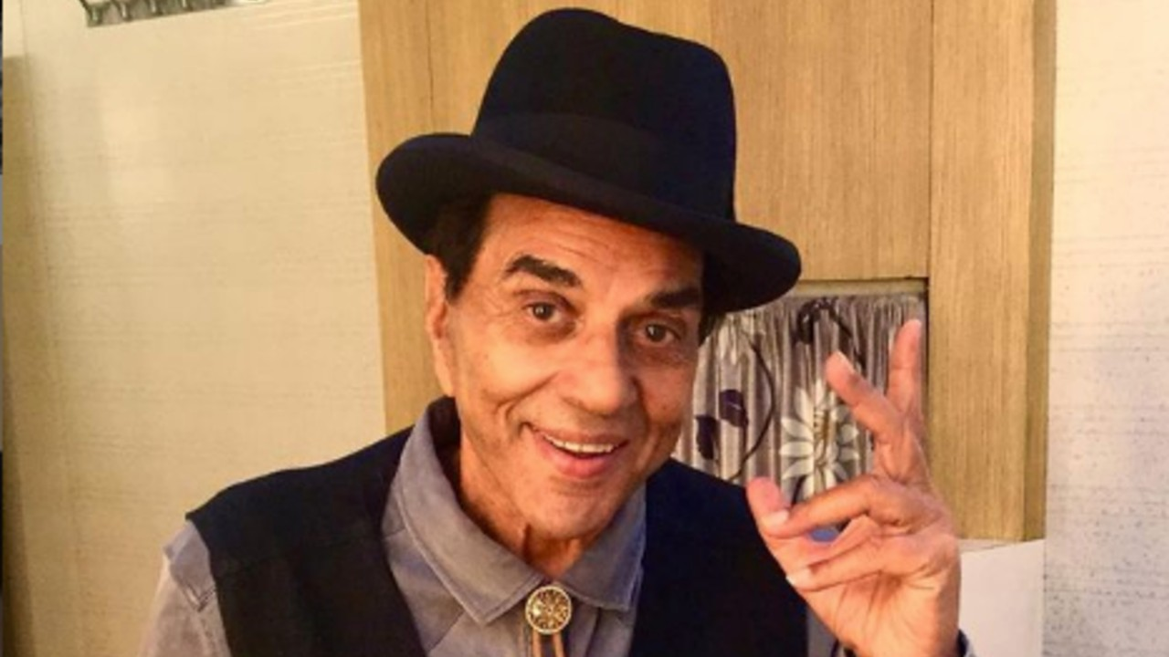 AT 85, DHARMENDRA RETURNS TO FILMS IN A ROMANTIC ROLE